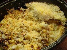 A Hyderabadi Foodie's Cookbook.: Hyderabadi Chicken Biryani