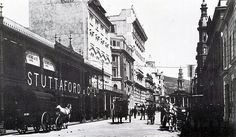 Stuttafords! St. George's Street during the early 1900s