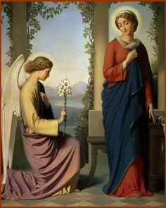 The Annunciation| Pamphlets to Inspire
