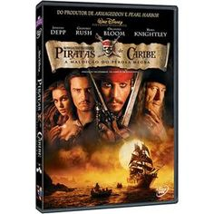 Dvd - Piratas Do Caribe - A Maldição Do Pérola ...