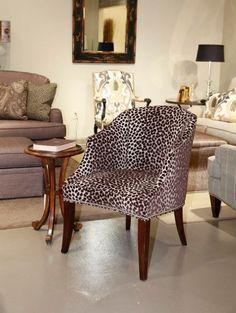 Love chair. Love animal