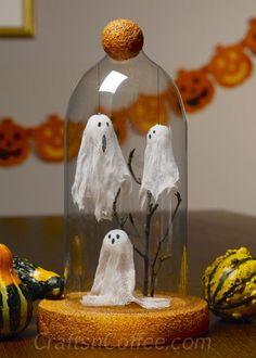 Fantasmas atrapados en envases de vidrio