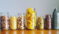 The Definitive Guide to Storing Food without Plastic (Treading My Own Path) Read…