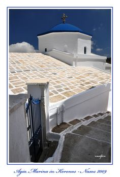 Agia Marina - Naxos, Kyklades