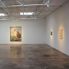 Exhibitions - Melissa Miller: Paintings - Talley Dunn Gallery