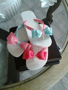 más y más manualidades: Como decorar sandalias de manera fácil y creativa