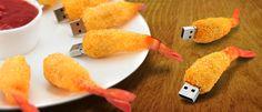 Some shrimpy USB drives!