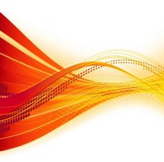 Dynamic flow line vector background