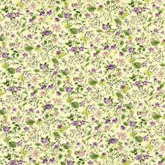 Cotton Flower Ermelo 3 - Cotton - colour mix