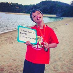 I love #KidzWish beCAUSE...I know I belong :) #ilovebeCAUSE  entry from Elyse Jordan