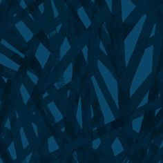 P & B Textiles House Designer - Intersections - Thicket in Ocean