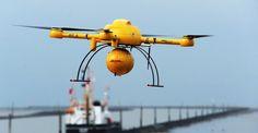 Strategy Analitics estima que los repartos con drones crecerán un 248% en 2016 - http://www.hwlibre.com/strategy-analitics-estima-los-repartos-drones-creceran-248-2016/