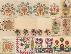 Turkwork embroidery