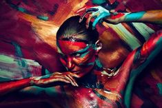 In addition, the work of de stijl artists is a major source of reference fo Body Art Photography, Video Photography, Portrait Photography, Photography Awards, Urban Photography, Tattoo Girls, Girl Tattoos, Tattoo Women, Photographie Art Corps