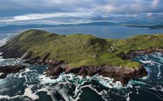 Bolus Head, Ring of Kerry Ireland Ireland Holiday, Wild Atlantic Way, Beau Site, Sites Touristiques, Western Coast, Walking Routes, Londonderry, Ireland Landscape, Connemara