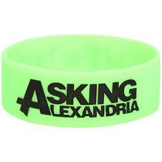 Tendance Bracelet 2018 Description Asking Alexandria Death Destiny Rubber Bracelet Rubber Bracelets, Bracelets For Men, Bangle Bracelets, Bangles, Asking Alexandria, Vogue, Fashion 2017, Hot Topic, Destiny