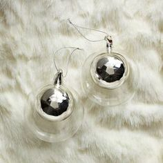 Givted-double glass #sphere #ornament