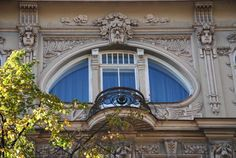 Art Nouveau architecture - Sightseeing in Riga
