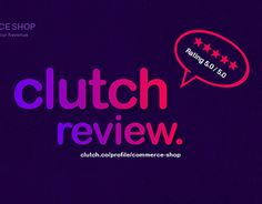 """Check out new work on my @Behance portfolio: """"Clutch Review"""" http://be.net/gallery/46180327/Clutch-Review"""