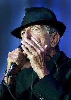 Leonard Cohen, Adam Cohen, Order Of Canada, Blue Raincoat, September 21, Music Icon, Poet, Rock And Roll, Writer