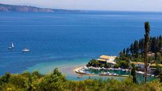 Kouloura Bay - Northeast Corfu - Reveal Greece