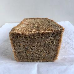 Pão de arroz e trigo sarraceno com sementes | Rice and buckwheat bread with seeds