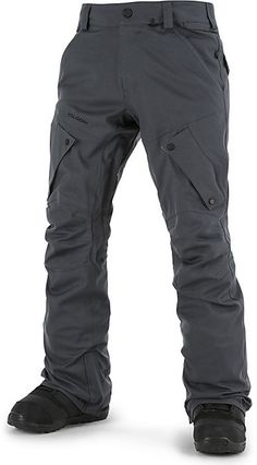 Volcom Articulated Pant - Men's Snowboard Pants - Winter 2015/2016 - Christy Sports