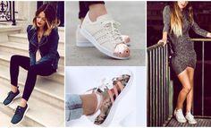 La mejor forma de combinar tus tenis para verte casual - Yo amo los zapatos