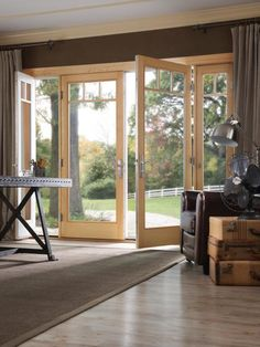 Find This Pin And More On House By Stephaniehope4u. Patio Doors Tip:  Operable Door Sidelites ...