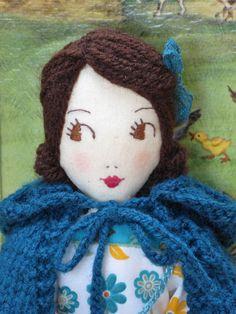 Little Darling Woodland Girl by Isabella's Secret Attic, Etsy.