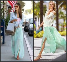Steal model Alessandra Ambrosio's look! Buy it here