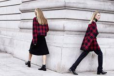 Lookbook de Zara de Otoño Invierno 2013 2014