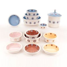 Five Series Dog Dinnerware