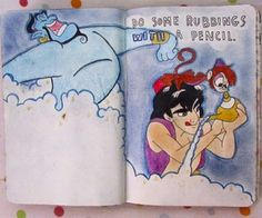 disney wreck this journal - Google Search
