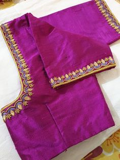 blouse designs latest No photo description available. Cutwork Blouse Designs, Pattu Saree Blouse Designs, Simple Blouse Designs, Stylish Blouse Design, Bridal Blouse Designs, Hand Work Blouse Design, Designer Blouse Patterns, Maggam Works, Sarees