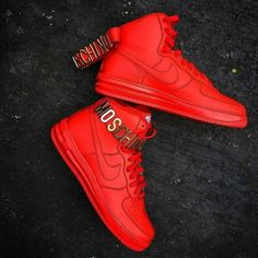"""finest selection 31114 a2230 """"Moschino X NikeAir Force 1 s    Whats your thoughts    locokickz"""" Lujo"""