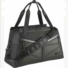 Nike Reverie Gym Bag Sequoia Green Nwt Ba5164-355
