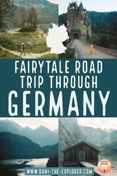 Fairytale-like Places To Visit In Germany You Must See – Dani The Explorer Fairytale-like Places To Visit In Germany You Must See – Dani The Explorer,✖Travel✖ A Germany Road Trip: Hidden Gems In Deutschland. Europe Destinations, Europe Travel Tips, European Travel, Travel Goals, Time Travel, Instagram Inspiration, Travel Inspiration, Travel Ideas, Cool Places To Visit