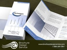 Design for technology company by Brochure Design Service