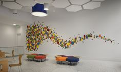 Jennifer Prichard Designs, 'Quadrille', 2010, glazed ceramic installation.