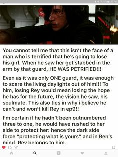 REYLO<<<I freakin love this way too much