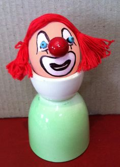 Ei clown.