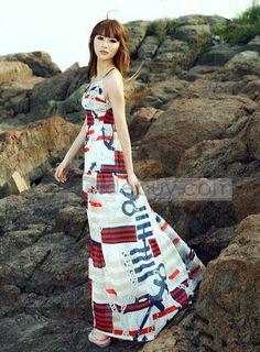 bce27f8002f403 New Fashion Luxurious Bohemian Maxi Dress. ZeemansmodeNerd ModeMaxi  JurkenBedrukte ...