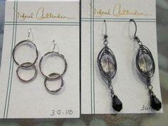 Jewelry by Deborah Goodrich Chittenden of Soap Lake, Washington!