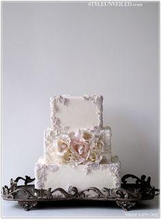 Beautiful Rose WeddingCakes