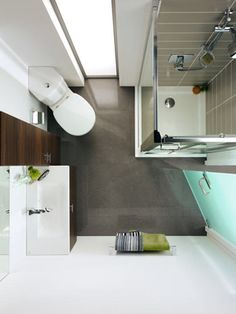Using those corners in compact spaces Bathroom Shower | Stylish Bathroom Showers | Bathroom Shower Designs