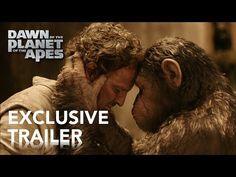 'Dawn of the Planet of the Apes' presenta nuevo y espectacular tráiler #Torme