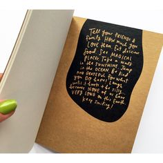 To The Person Who Needs it A5 Notebook/Journal/Sketchbook ($5.62) ❤ liked on Polyvore featuring home, home decor and stationery