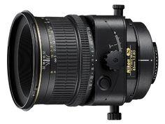 Nikon 85mm f/2.8D PC-E Micro