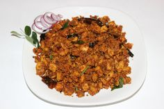 Kerala Chicken Thoran/Tani nadan kozhi thoran/Chicken stir fry with coco...